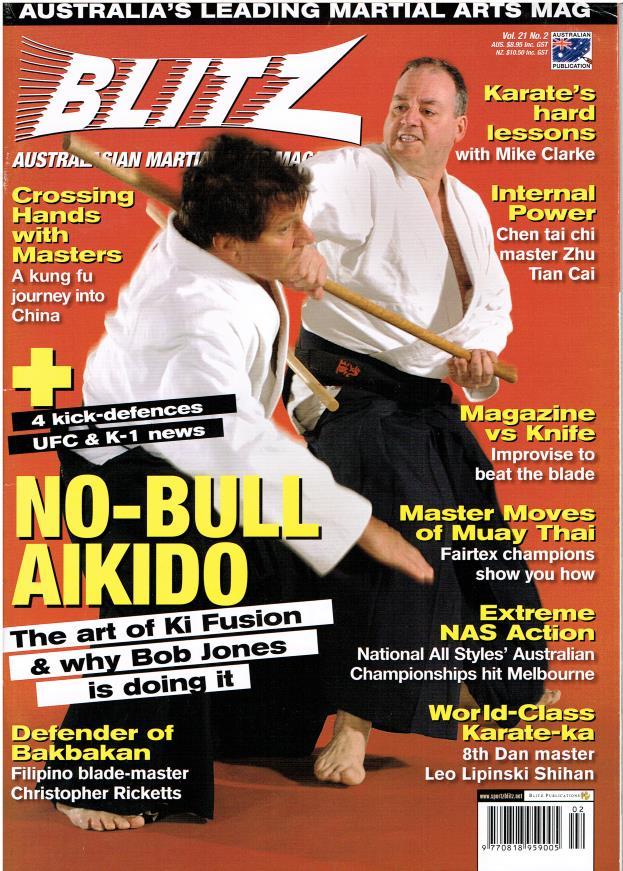 No Bull Aikido