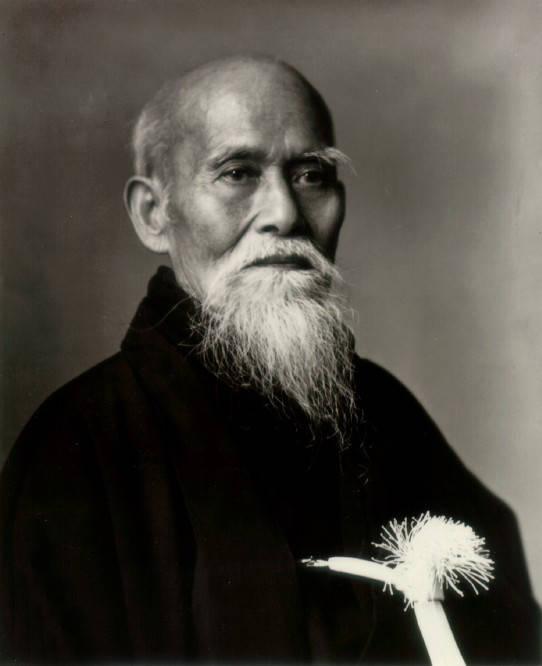 Morehei Ueshiba - O'Sensei