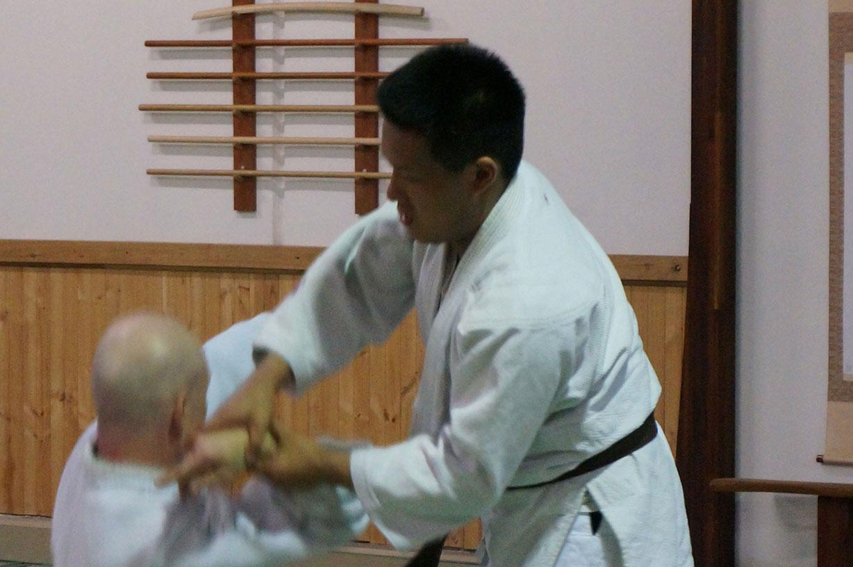 Pair Practice – Kote-gaeshi