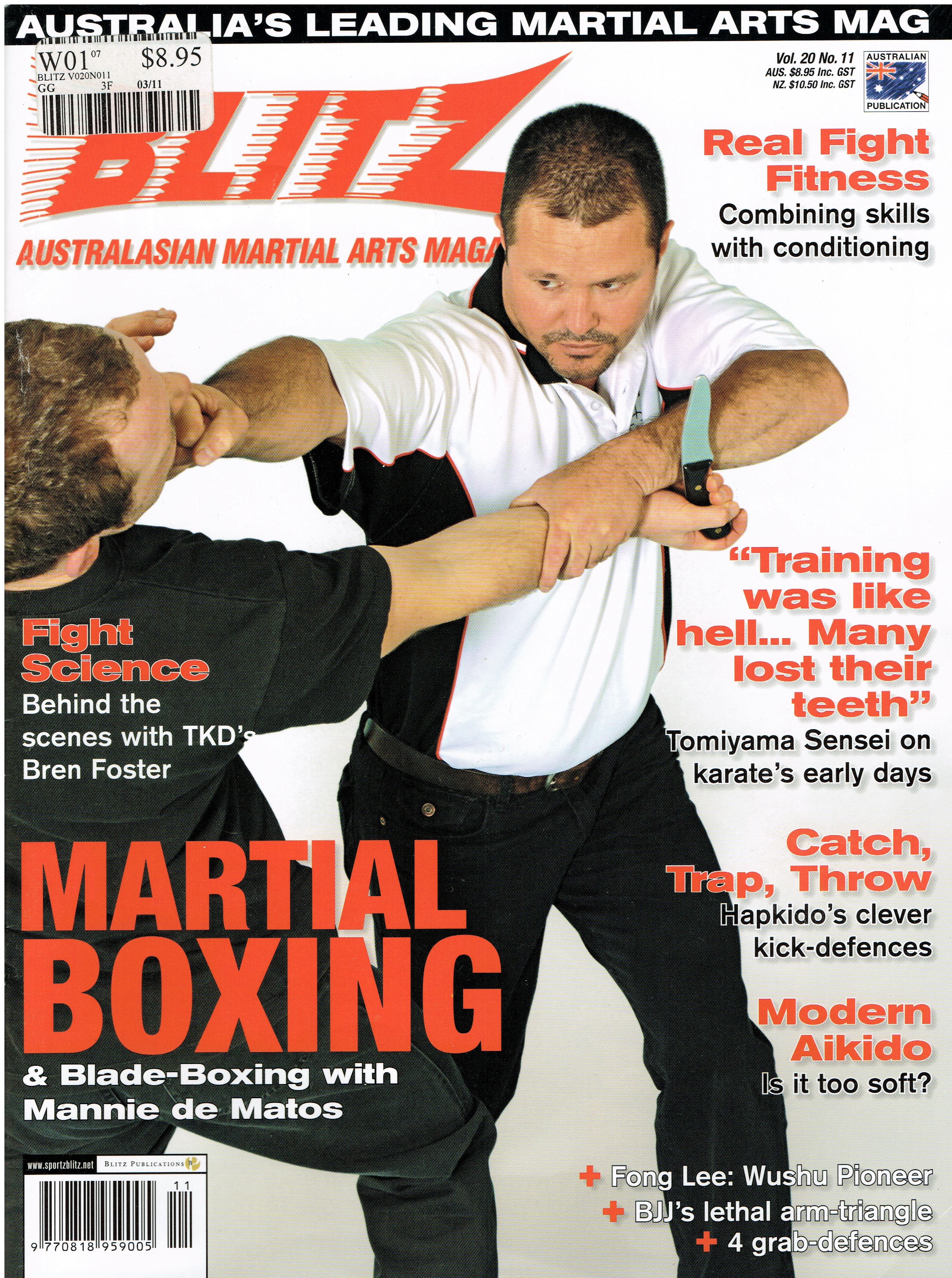 Aikido and Bob Jones join ki forces